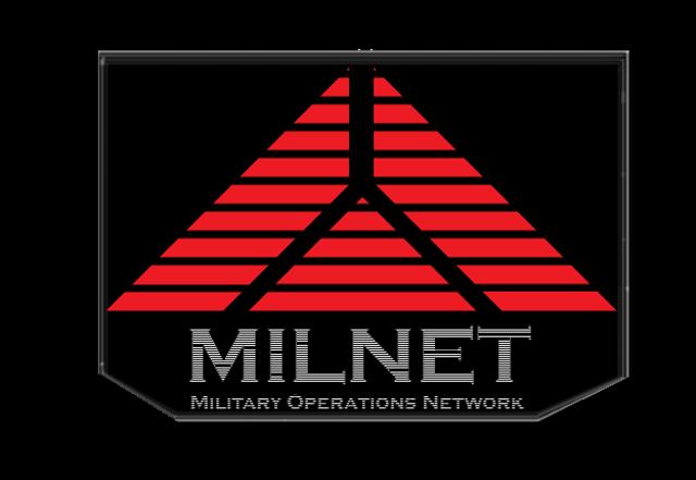 criação da MILNET