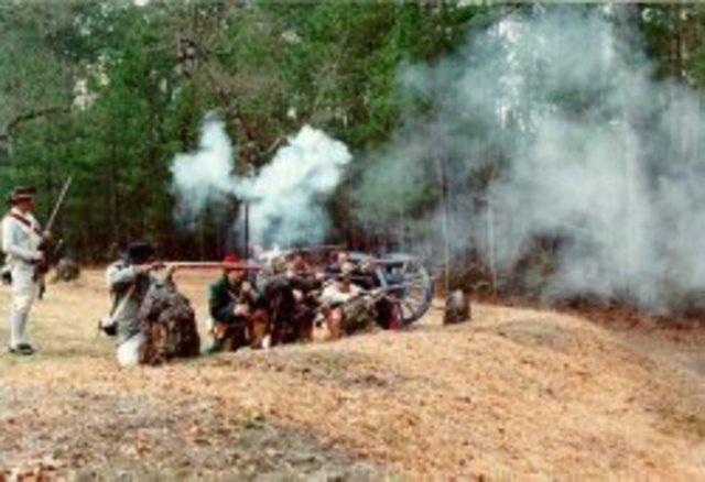 Battle Of Moores Creek Bridge