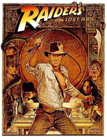 Indiana Jones και οι κυνηγοί της Χαμένης Κιβωτού