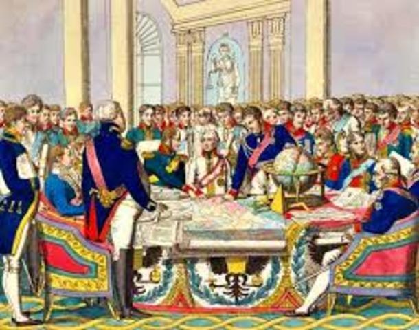 CONGRES DE VIENA: 1814