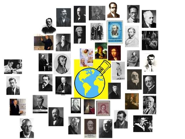 acontecimientos históricos sobre la historia de la química :