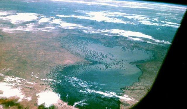 The Chad Lake