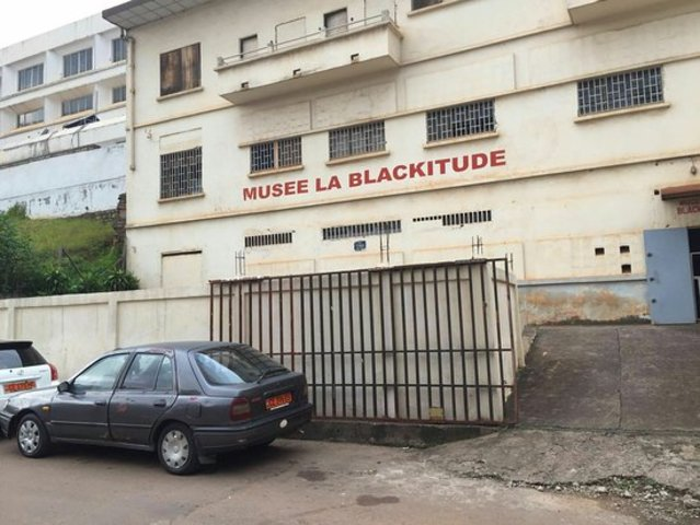 The Museum of Blackness in Yaounde