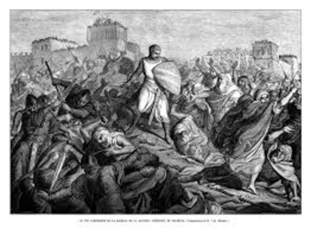 El Cid conquista a Valencia