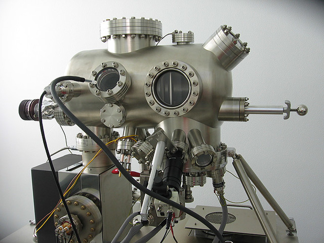 Сканирующий туннельный микроскоп ВЧ СТМ