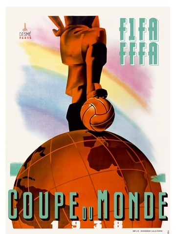 MUNDIAL 1938 - FRANCIA
