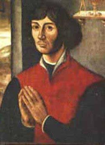 Nicolaus Copernicus was Born