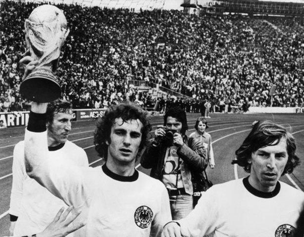MUNDIAL 1974 - ALEMANIA