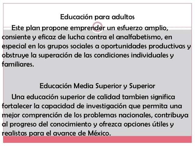 SOCIAL: educación