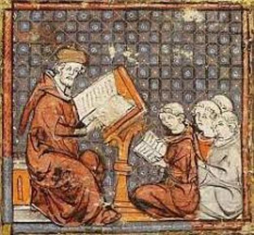 Mediados del Siglo VI