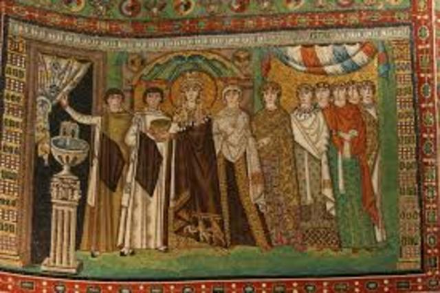 Siglo VI y VII