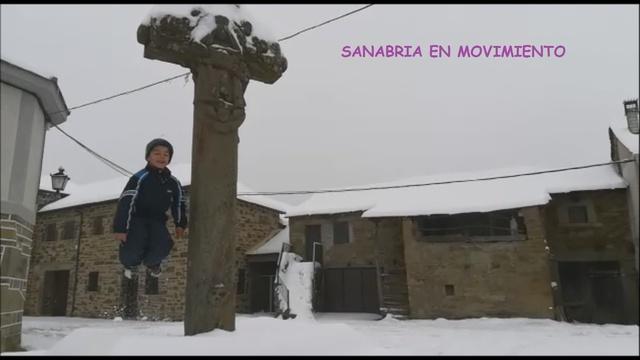 Sanabria en Movimiento