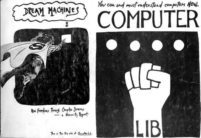 Computer Lib/Dream Machine