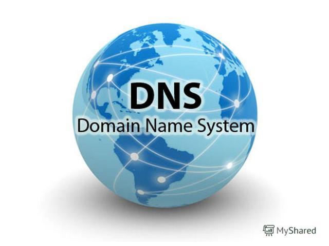 DNS и NFSNet