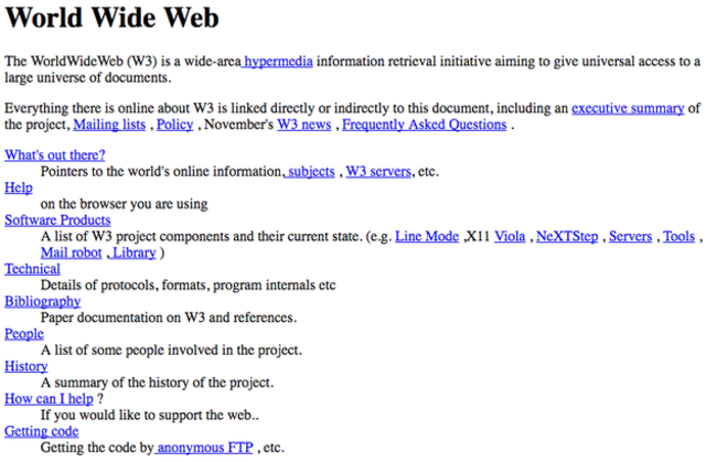 Первая веб-страница