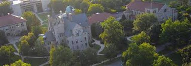 Oberlin College Founded