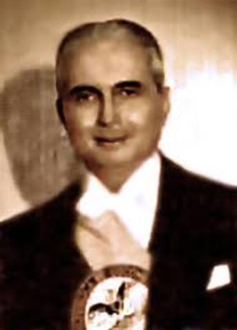Mariano Ospina Perez Presidente Iniciando Hegemonía Conservadora