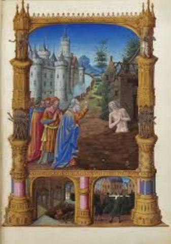 Don Juan Manuel escribe el Libro Proverbio o Conde de Lucanor.