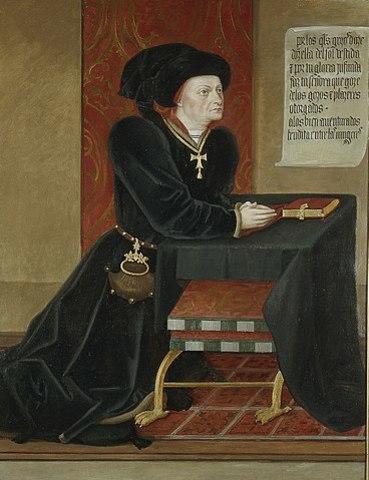 El Marqués de Santillana escribe la Comedieta de Ponza