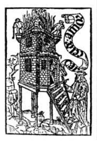 Diego de San Pedro escribe Cárcel de Amor.
