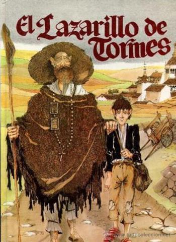 Se publica Lazarillo de Tormes.