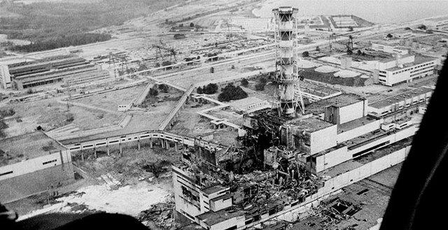 CHERNOBIL: 1986