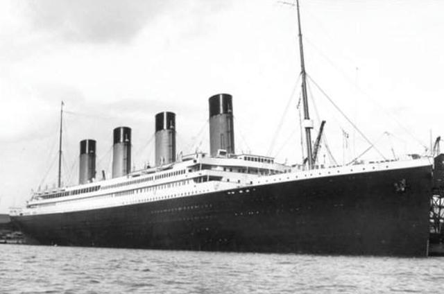 TITANIC: 1912