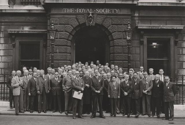 La real sociedad de Londres