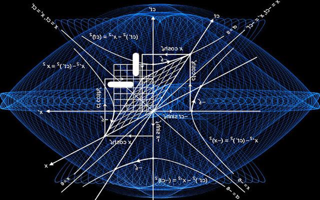 Fermat y Descartes descubrieron independientemente la geometría analítica.
