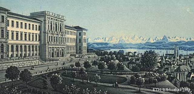 El Eidgenos-Sisches Polytechnicum.