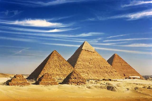 I FARAONI EGIZI