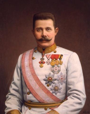 Assassinato de Francisco Ferdinando