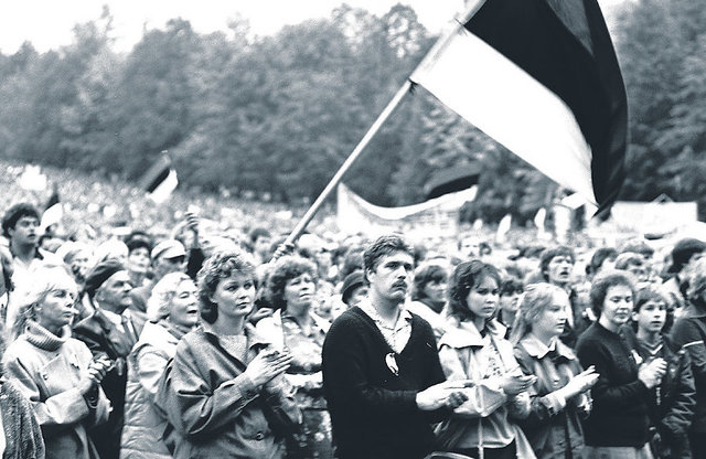 Eesti taasiseseisvumine