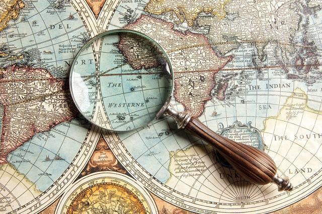 Geografia critica e moderna