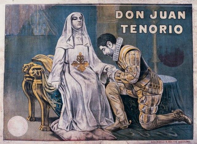 """Zorrilla estrena """"Don Juan Tenorio"""""""