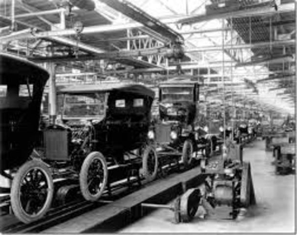 2ª revoluçao industrial