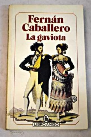 """Fernán Caballero publica """"La Gaviota"""""""
