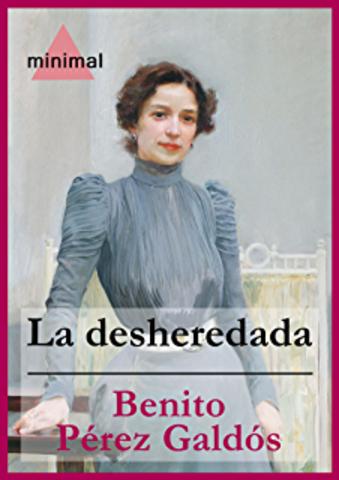 """Galdos publica """"La Desheredada"""""""