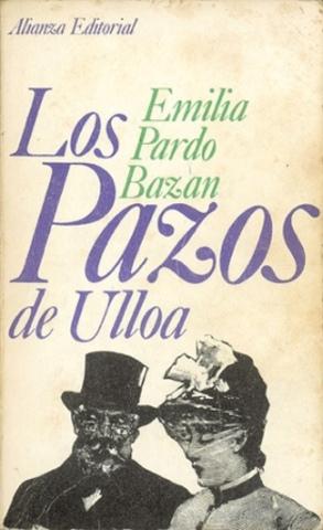 "Emilia Pardo Bazán publica ""Los Pazos de Ulloa"""