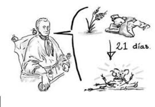 Teoria abiogênese