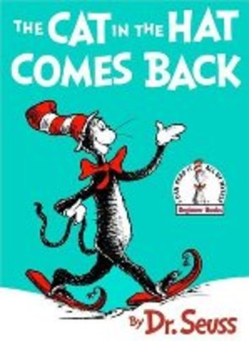 The Cat In the Hat Comes Back Published
