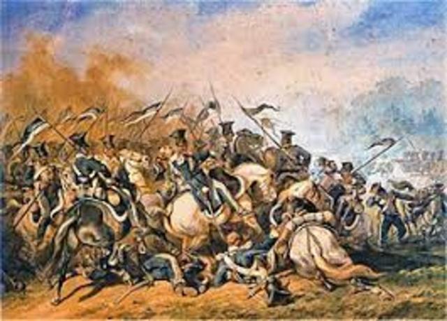 Suppression of Polish Revolt