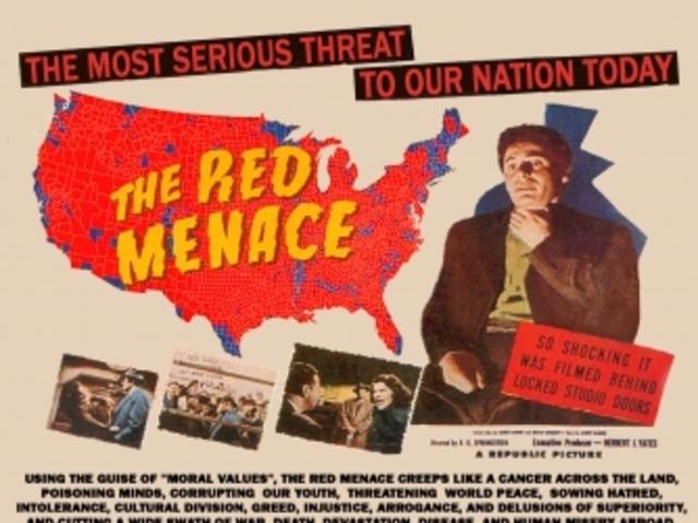 1920's Politics Red Scare