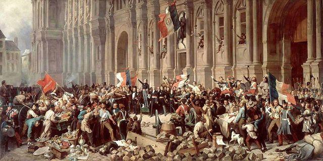 Establishment of the Second Republic
