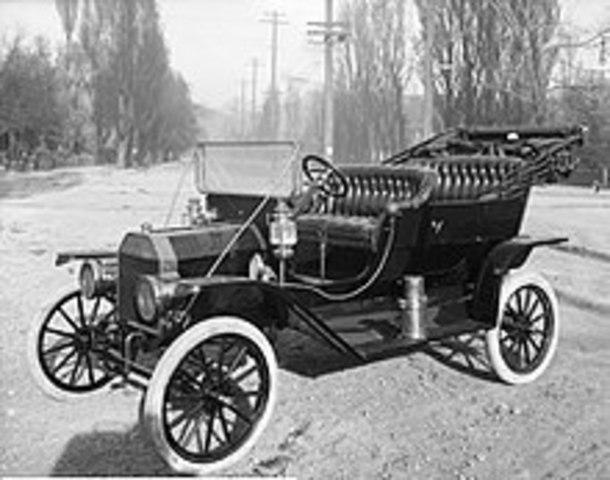 1920's Culture- Model T