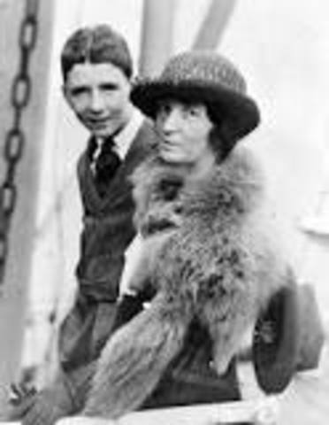 1920's Politics- Margaret Sanger
