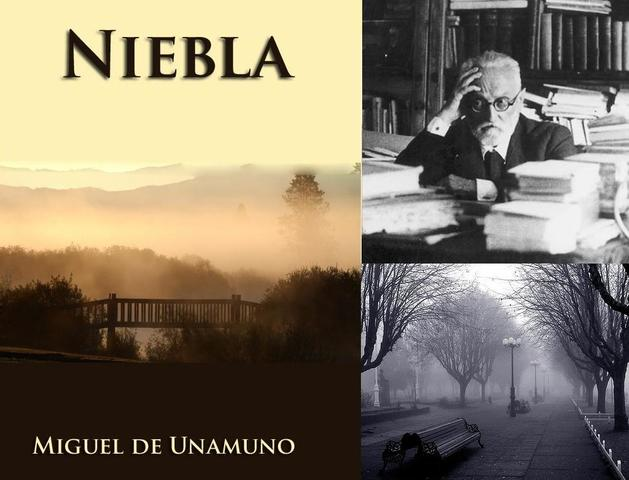 """Unamuno publica """"Niebla"""""""