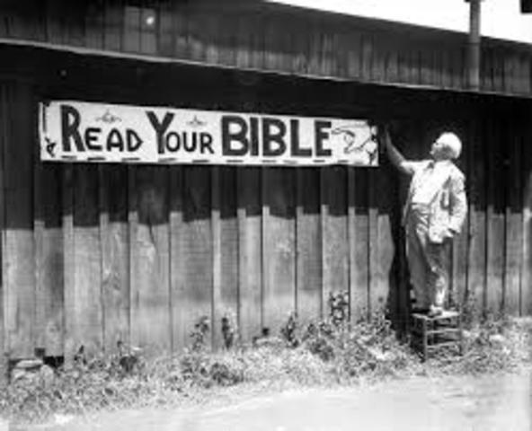 Religion- Fundamentalism