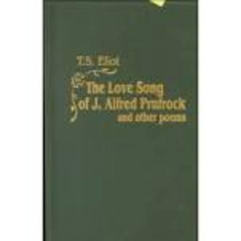 1920's Literature- T.S. Elliot