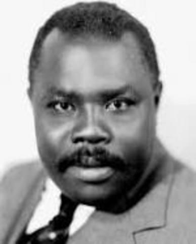 1920's African American Identity- United Negro Improvement Association